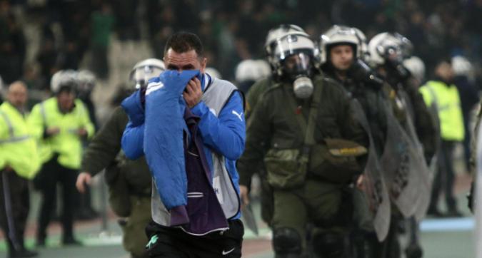 Grecia, follia derby ad Atene: sospeso Panathinaikos-Olympiacos