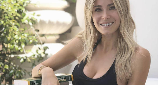 Diletta Leotta a Verissimo, foto private e maternità