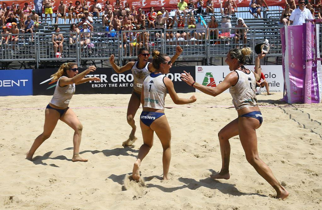 Lega Volley Summer Tour: Baronissi vince la Coppa Italia
