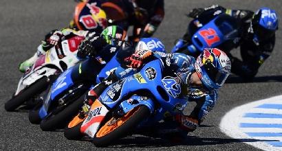 Moto3 (AFP)