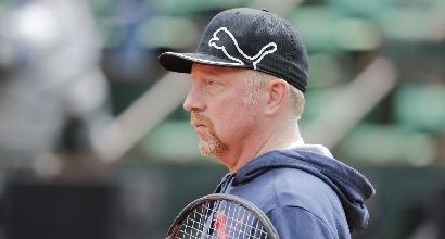 Boris Becker (Afp)