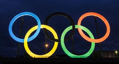 Olimpiadi, Foto Afp