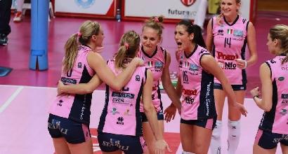 Premium sempre più Champions: arriva anche il volley femminile