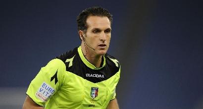 Arbitri, Napoli-Milan affidata a Banti