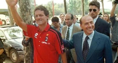 Milan: 30 anni di Berlusconi con 30 foto