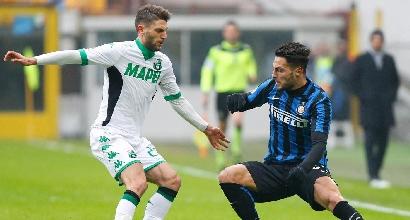 L'Inter pensa a Berardi, sgambetto alla Juve