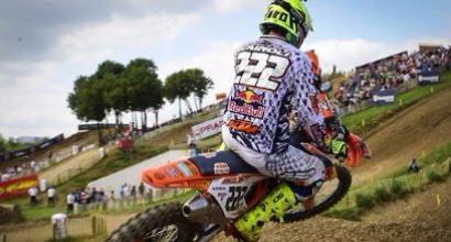 Motocross, Repubblica Ceca: Doppietta Nagl, Cairoli arranca