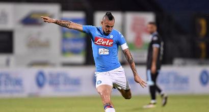Napoli, dopo Higuain anche Hamsik ha deciso il proprio futuro