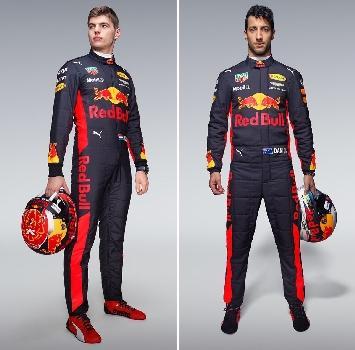 """Red Bull, Verstappen: """"RB13, spero sia competitiva"""""""