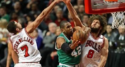 NBA, Playoff: Celtics e Thunder tornano in corsa