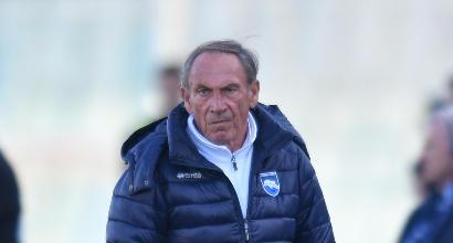 Pescara, Zeman: