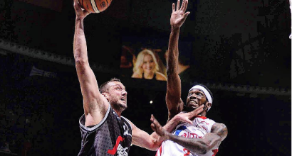 Basket, la Virtus Bologna torna in A
