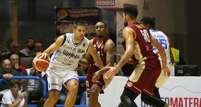 Serie A, Basket: Brescia piega Trento, Venezia ok in rimonta