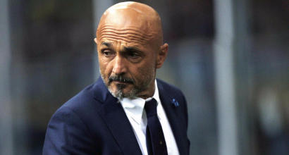 """Inter, Spalletti sfida il Napoli: """"Sarri? Se avesse continuato in banca ora sarebbe ministro dell'economia"""""""