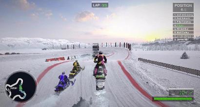 Motoslitte e moto d'acqua arrivano su Nintendo Switch