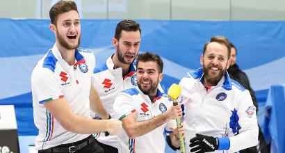 Curling, storica Italia: qualificata alle Olimpiadi di Pyeongchang