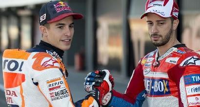 La MotoGP dice ancora Marquez, ma che Dovizioso!