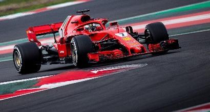 Formula 1: ultimi test a Barcellona, Raikkonen davanti a tutti
