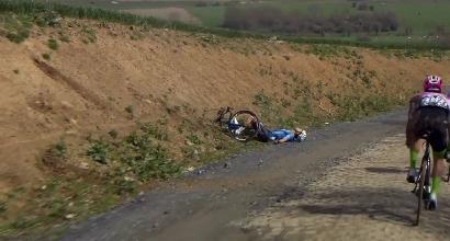 Parigi-Roubaix tragica: è morto il belga Goolaerts