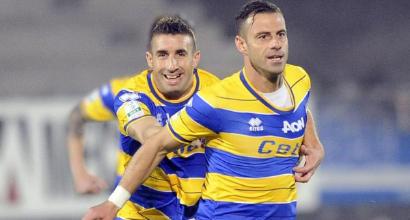 Serie B: Calaiò lancia il Parma al secondo posto