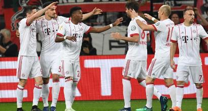 Coppa di Germania: Bayern Monaco travolgente, è in finale