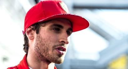 Foto Twitter Ferrari