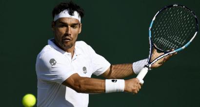 Wimbledon 2018: Fognini guida la banda azzurra