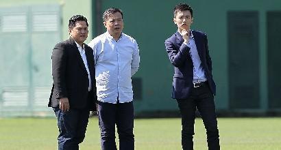 Suning si prende tutta l'Inter, Steven Zhang presidente: Thohir saluta con una super-plusvalenza