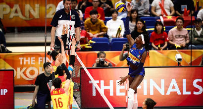 Mondiali volley, Italia in finale