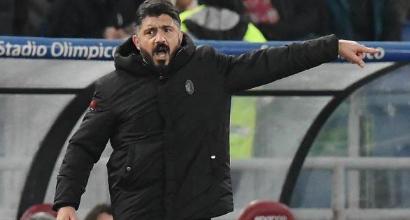 Gattuso ne ha per tutti: Suso, Biglia, Cutrone e Romagnoli