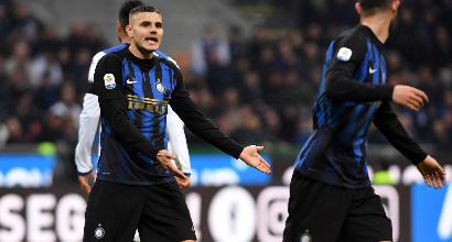 Inter, Icardi nel mirino di Simeone. L'erede può essere Luka Jovic