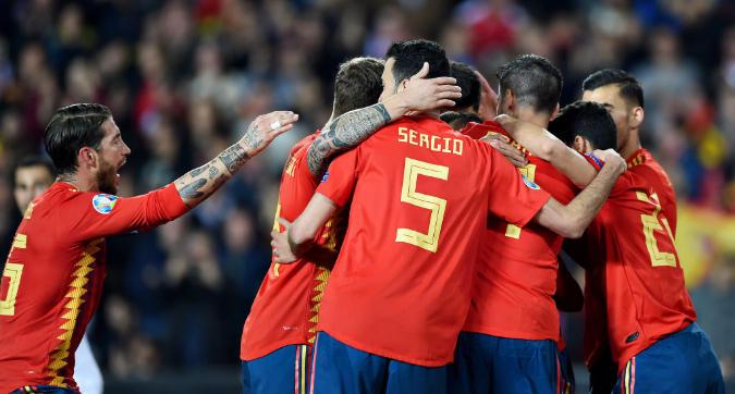 Spagna-Svezia, chi è la regina del gruppo F?