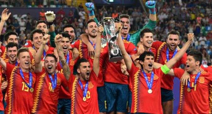 Europeo U21, trionfa la Spagna