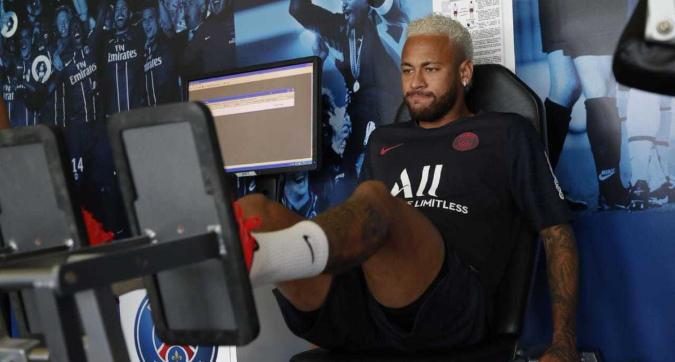 Giallo Neymar: rubata e sparita l'intervista in cui annunciava novità sul suo futuro