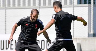 Roma, accordo con la Juve per Higuain: ma il Pipita punta i piedi