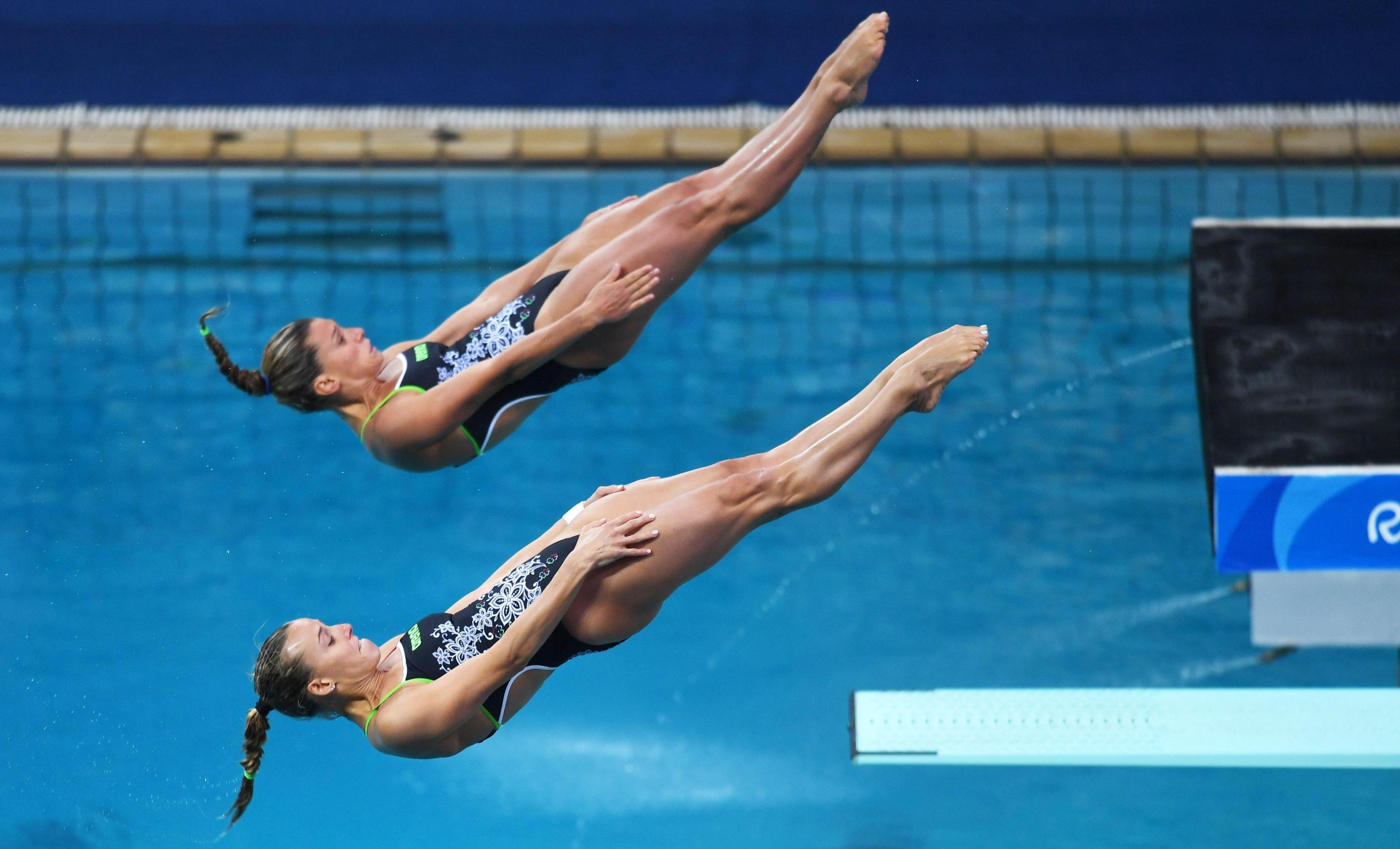 Rio 2016, tuffi: Cagnotto-Dallapé da sogno, è argento
