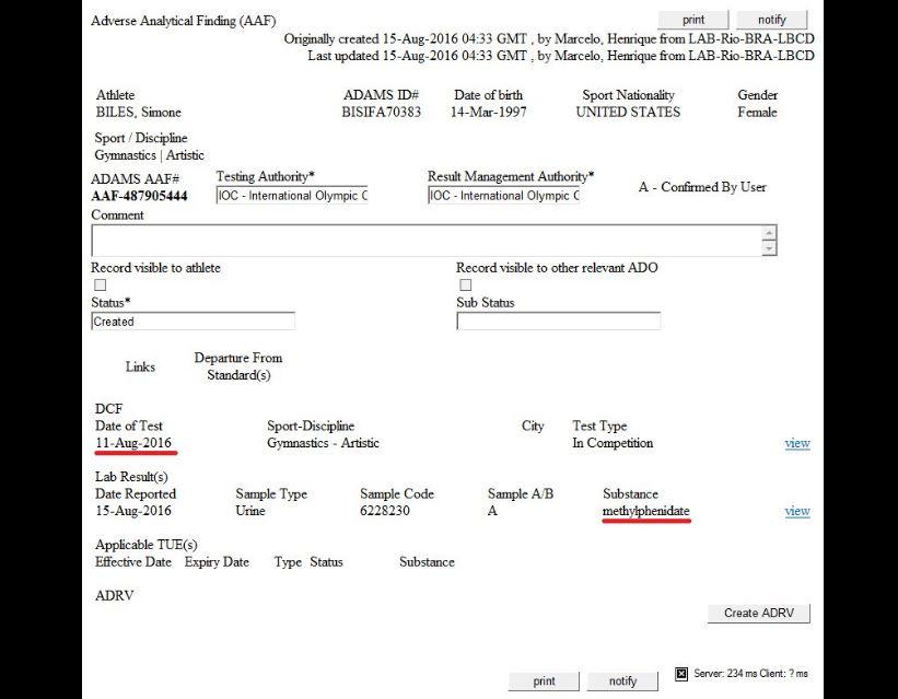 Doping, ecco i file hackerati