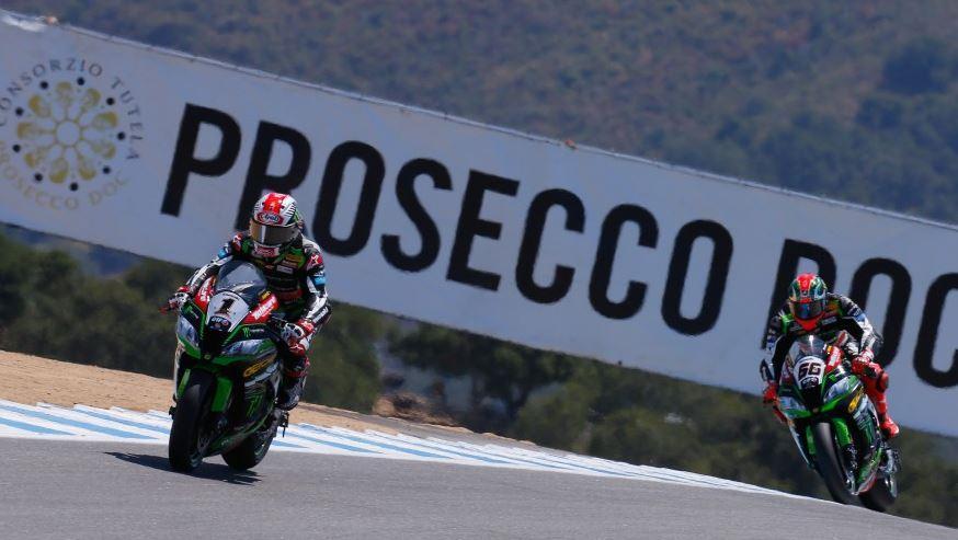 Superbike, a Laguna Seca Rea vince gara-2