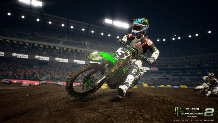 Monster Energy Supercross - The Official Videogame 2: nuove immagini