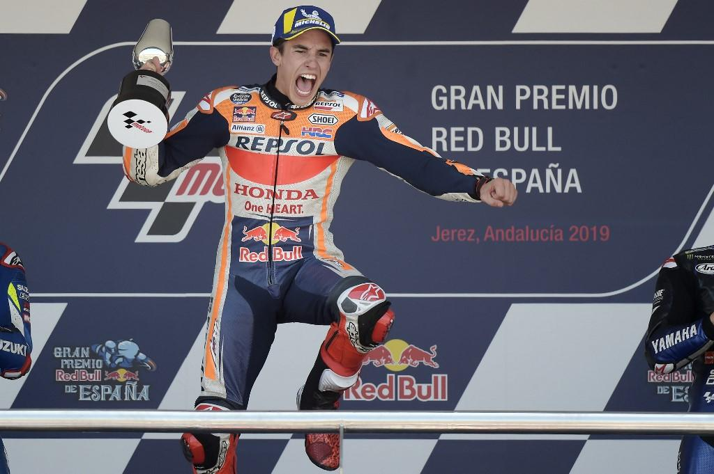 Lo spagnolo trionfa a Jerez dopo la caduta di Austin
