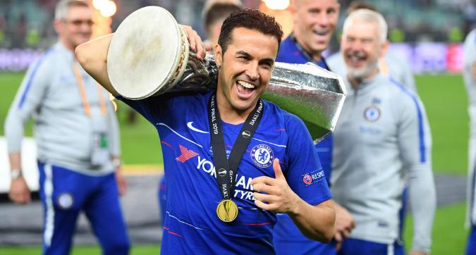Pedro, che record! Il primo giocatore al mondo ad aver vinto tutto