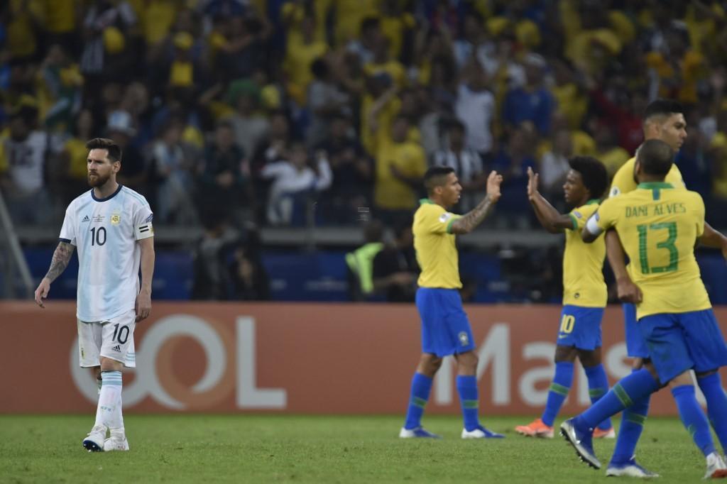 Disfatta per l'Albiceleste in Copa America