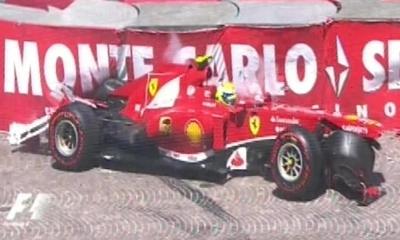 Ferrari, l'incidente di Massa causato da una rottura - Formula1