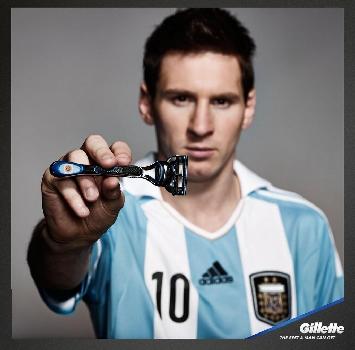 Sondaggio Gillette: chi è il più preciso? Messi batte Pirlo