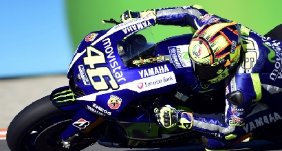 MotoGP, libere Valencia: Lorenzo 2° e Rossi 5°