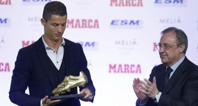 Cristiano Ronaldo, LaPresse