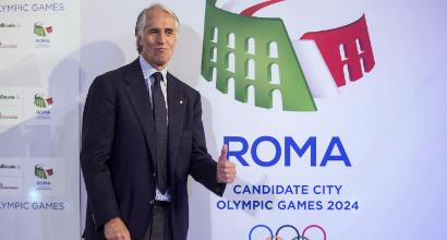 """Roma 2024, Malagò: """"No a pregiudizi verso la candidatura"""""""