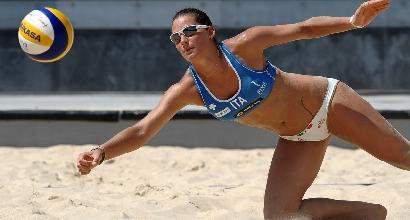 Rio 2016, doping: positiva l'azzurra del beach-volley Viktoria Orsi Toth