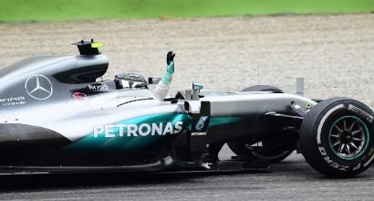 Rosberg, foto AFP
