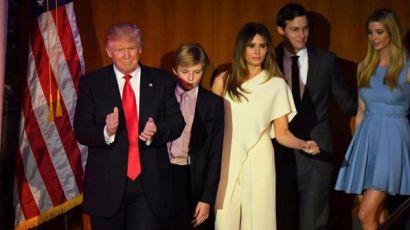 Melania Trump, la prima modella First Lady della Casa Bianca